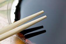 Free Chopsticks Stock Photos - 6895323