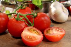Free Tomatos Stock Images - 6895464