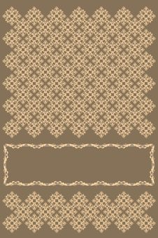 Free Floral_Border_5 Royalty Free Stock Images - 6896309