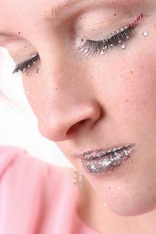 Free Eyelash Stock Image - 6896571