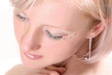 Free Make-up Royalty Free Stock Image - 6896586