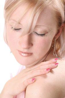 Free Shiny Make-up Stock Photos - 6896623