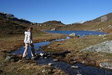 Free Alpine Hike Stock Photo - 6896860