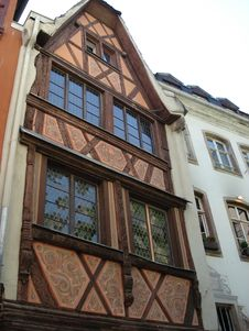 Free Medieval House In Strasbourg Royalty Free Stock Photos - 6896918