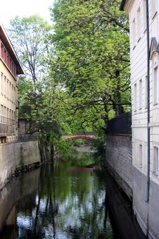 Free Canal Stock Image - 6896951