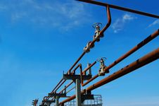 Free Industrial Zone Royalty Free Stock Photos - 6897058