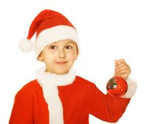 Free A Nice Little Santa Claus Royalty Free Stock Images - 6897179