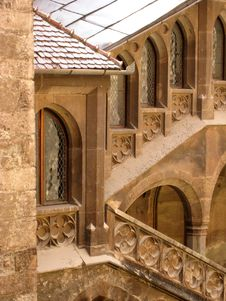 Free Hunedoara S Castle Stock Images - 6897354
