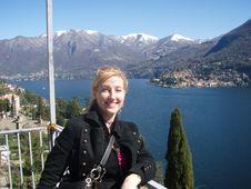 Free Relax On Italian Lake Stock Photos - 6897693