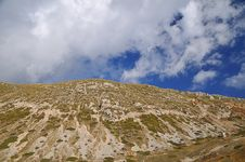 Abruzzo Apennines Royalty Free Stock Image