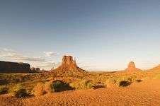 Free Monument Valley Royalty Free Stock Images - 6898529