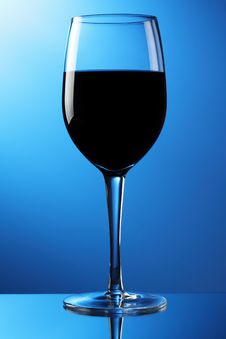 Free Red Wine. Stock Image - 6898801