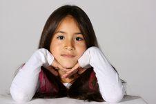 Free Hispanic Girl Stock Images - 6899334