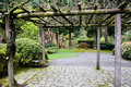 Free Japanese Garden Royalty Free Stock Photography - 693477