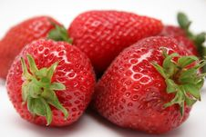 Free Strawberries Stock Image - 691421