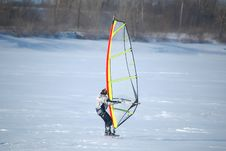 Free Surfing Of Snow Stock Photos - 692403