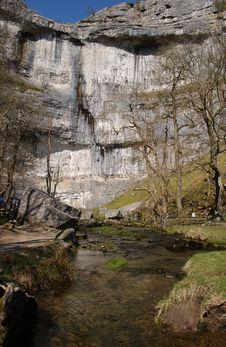Free Malham Tarn Royalty Free Stock Image - 692436
