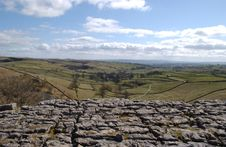 Free The Top Of Malham Tarn Royalty Free Stock Photo - 692455