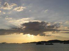 Free Sunset In Langkawi Royalty Free Stock Photography - 692557