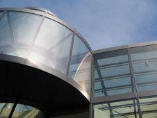 Free Modern Circular Building Stock Image - 693331