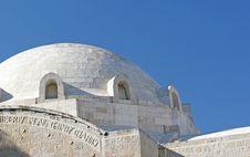 Free Dome YMCA Jerusalem Royalty Free Stock Photography - 693347
