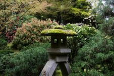 Free Japanese Garden Stock Image - 693461