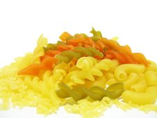 Free Assortment Of Pasta Royalty Free Stock Images - 693709
