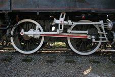 Free Locomotion Wheels Stock Image - 694011