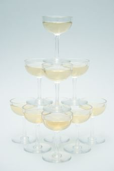 Free White Wine In Collectives Stock Images - 695654