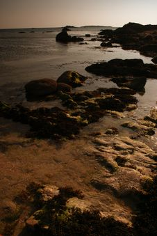 Free Brittany Coast Royalty Free Stock Images - 695779