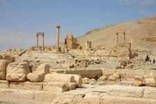 Free Syria Royalty Free Stock Photo - 696085