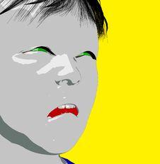 Free Boys Face 12 Stock Photos - 696773