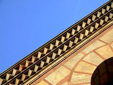Free Saint Marco S Church Detail Stock Images - 697244