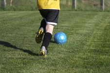 Free Youth Soccer Stock Images - 697504