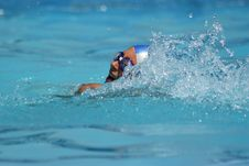 Free Swimmer Stock Images - 697564