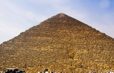 Free Egyptian Pyramids Royalty Free Stock Images - 697829