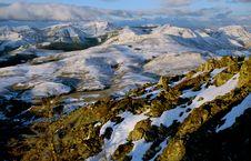 Free Montana Rockies Sunrise Stock Photo - 697940