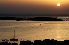 Free Beautiful Sunset Royalty Free Stock Image - 698026