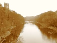 Free Durham River Royalty Free Stock Photography - 698097