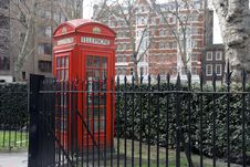Free Telephone Box Stock Photos - 698493