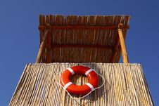 Free Lifeguard Stand Stock Images - 699084