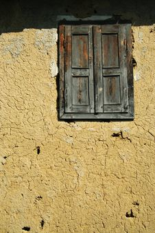 Free Wood Window Royalty Free Stock Photos - 699408