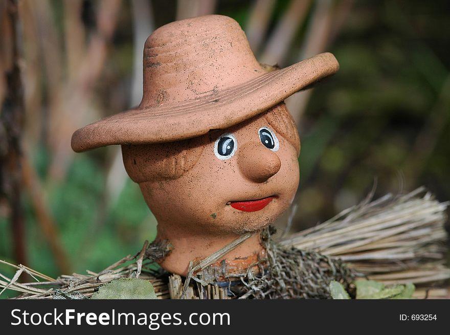 Mini Scarecrow 2