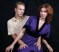 Free A Romantic Couple Royalty Free Stock Photo - 6902815