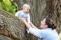 Free Tree Baby Royalty Free Stock Photo - 6906005
