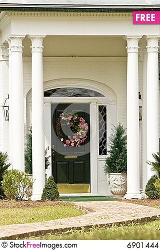 Free Executive Entryway Stock Images - 6901444