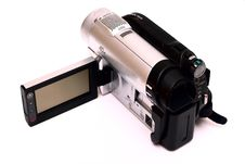 Free Video Camera Royalty Free Stock Photo - 6900205