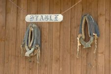 Free Stable Stock Image - 6900411