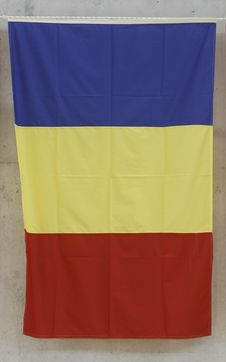 Free Romania Flag Stock Images - 6900694