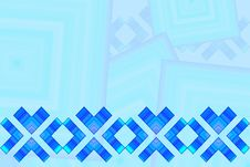 Free Patchwork Card Royalty Free Stock Photos - 6900858